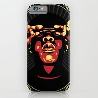 iPhone & iPod Case featuring Jay-Z by Rafael Bosco