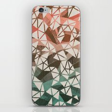 Geometry Jam iPhone & iPod Skin