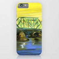New Hope-Lambertville Bridge iPhone 6 Slim Case