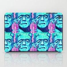 Frankenstein Halloween Zombie iPad Case