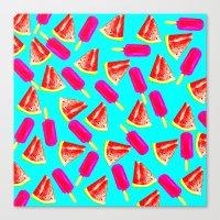 Summer Fun 2 Canvas Print