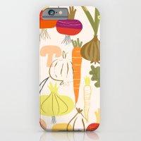 Fall Veggies iPhone 6 Slim Case