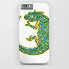 Quirky Chameleon iPhone 6 Slim Case
