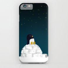 Star gazing - Penguin's dream of flying iPhone 6s Slim Case