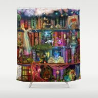 Whimsy Trove - Treasure … Shower Curtain