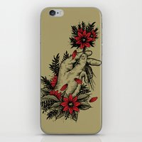 Life & Death iPhone & iPod Skin