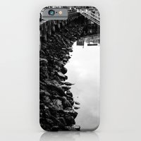 iPhone & iPod Case featuring along the shore by LeoTheGreat
