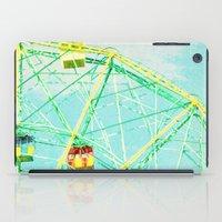 Wonder Wheel iPad Case