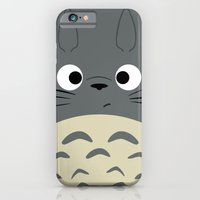 Curiously Troll ~ My Neighbor Troll iPhone 6 Slim Case