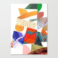 Tapestry I  Canvas Print