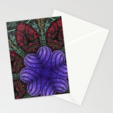 Psychedelic Botanical 2 Stationery Cards