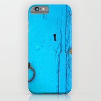 iPhone & iPod Case featuring behind the door by anna ramon photography