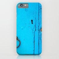 Behind The Door iPhone 6 Slim Case