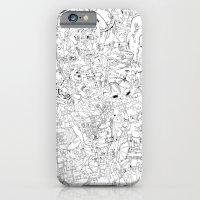 Fragments Of Memory iPhone 6 Slim Case