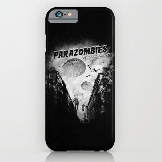 Parazombies iPhone & iPod Case