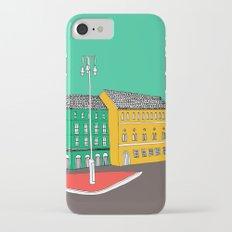 City Life // European Architecture iPhone 7 Slim Case