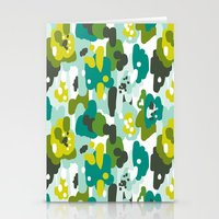 Painted Camo Stationery Cards