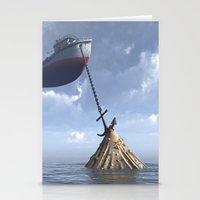Drydock Stationery Cards