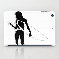 Surf Chick iPad Case