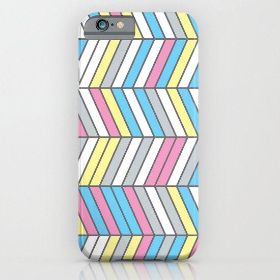 Four Colour Process iPhone & iPod Case