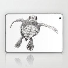 Chelonioidea (the turtle) Laptop & iPad Skin