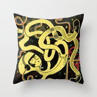Zero Gravity Throw Pillow