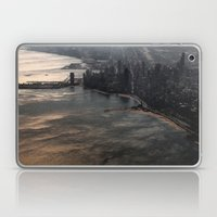 Chicago from ~10,000 feet Laptop & iPad Skin
