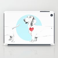 Long dog iPad Case