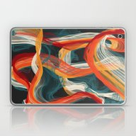 Flowing Silk Laptop & iPad Skin