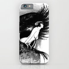 asc 602 - La spectatrice (Valentina at the gallery) iPhone 6 Slim Case