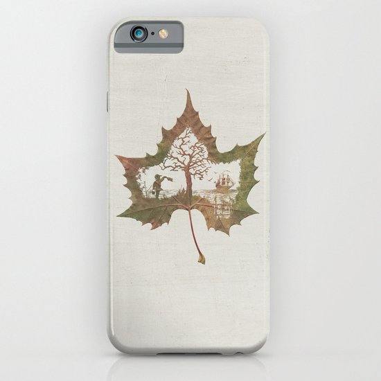 A Fall Story iPhone & iPod Case