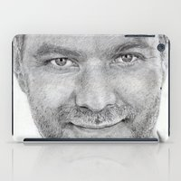 Joshua Jackson ~ Peter B… iPad Case