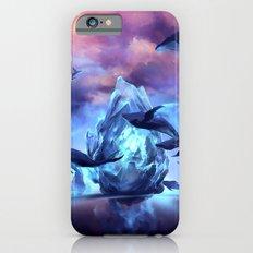 When the moon is closer iPhone 6 Slim Case