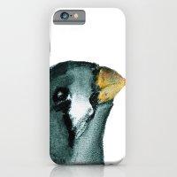 Zebra Finch iPhone 6 Slim Case