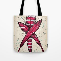 Three Flights Tote Bag