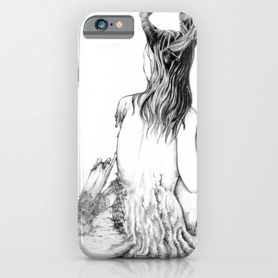 Sleeping Forest iPhone & iPod Case