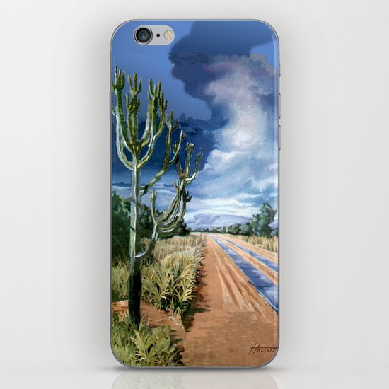 Country Road iPhone & iPod Skin
