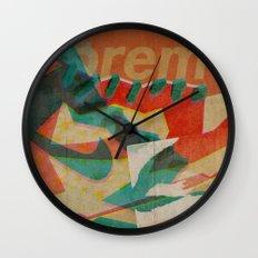 Nike Dunk Hi Pro SB Supr… Wall Clock