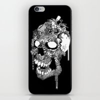 Blight iPhone & iPod Skin