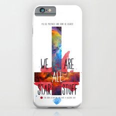 :: BE PREPARED AND DON´T BE SCARED ;) iPhone 6s Slim Case