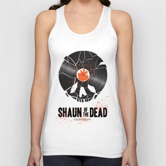 Shaun of the dead Unisex Tank Top