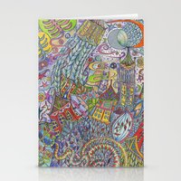 Ostara Stationery Cards