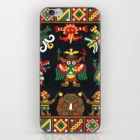 iPhone & iPod Skin featuring Inca by Anastassia Elias