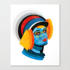 helmet Canvas Print