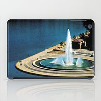 The Fountain at The Point iPad Case