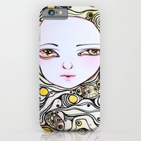 iPhone & iPod Case featuring Saltwater and Sunflower by Braidy Hughes