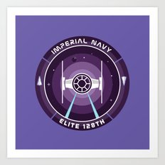 Imperial Navy Art Print