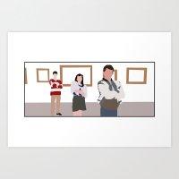Ferris Bueller's Day Off… Art Print