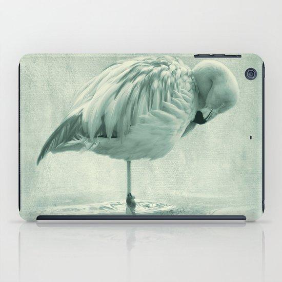 Flamingo Blues iPad Case