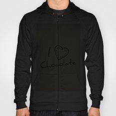 I Heart Chocolate Hoody